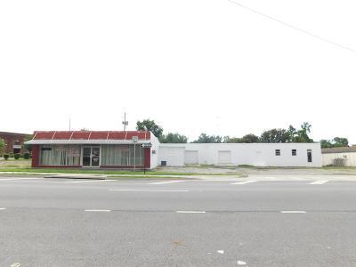 Hahira, Valdosta Commercial For Sale: 415 W Hill Avenue