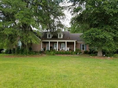 Adel Single Family Home For Sale: 660 Community Church Rd.
