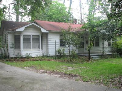 Berrien County, Brooks County, Cook County, Lanier County, Lowndes County Single Family Home For Sale: 910 E Park Ave