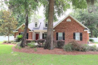 Berrien County, Brooks County, Cook County, Lanier County, Lowndes County Single Family Home For Sale: 5755 Jacaranda Rd
