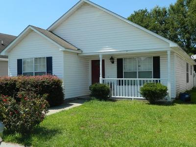 Berrien County, Brooks County, Cook County, Lanier County, Lowndes County Single Family Home For Sale: 3053 Schroer Drive