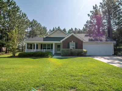 Lakeland Single Family Home For Sale: 70 Live Oak Trail