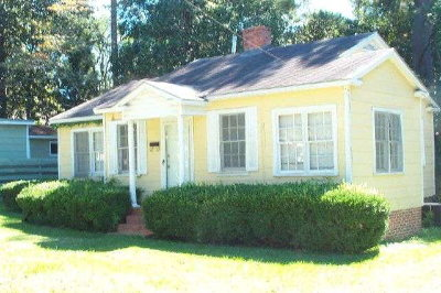 Berrien County, Brooks County, Cook County, Lanier County, Lowndes County Single Family Home For Sale: 311 E Alden Avenue