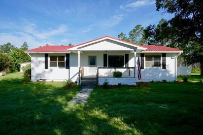 Lake Park Single Family Home For Sale: 1290 Bethel Church Road