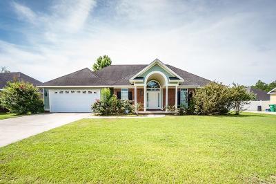 Valdosta Single Family Home For Sale: 3804 Thoreau Dr.