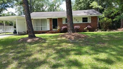Single Family Home For Sale: 420 University Drive
