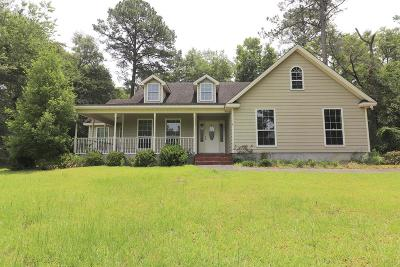 Berrien County, Brooks County, Cook County, Lanier County, Lowndes County Single Family Home For Sale: 18 Woodward Circle