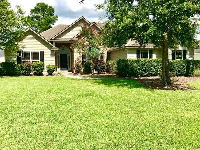Berrien County, Brooks County, Cook County, Lanier County, Lowndes County Single Family Home For Sale: 4039 Walden Rd