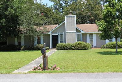 Berrien County, Brooks County, Cook County, Lanier County, Lowndes County Single Family Home For Sale: 3809 Schroer Place