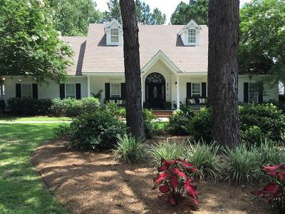 Berrien County, Brooks County, Cook County, Lanier County, Lowndes County Single Family Home For Sale: 4919 Woodfern Circle