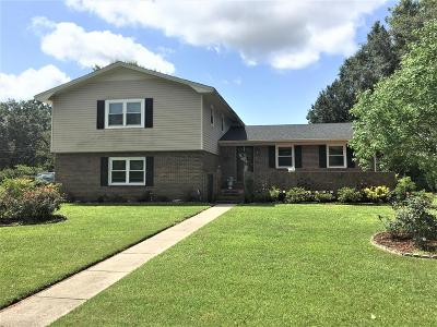 Berrien County, Brooks County, Cook County, Lanier County, Lowndes County Single Family Home For Sale: 911 Clayton Drive