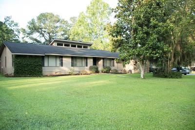 Valdosta GA Single Family Home For Sale: $169,000