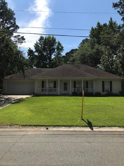 Berrien County, Brooks County, Cook County, Lanier County, Lowndes County Single Family Home For Sale: 1405 Azalea Way