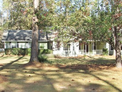 Hahira Single Family Home For Sale: 4813 Springbrook Drive
