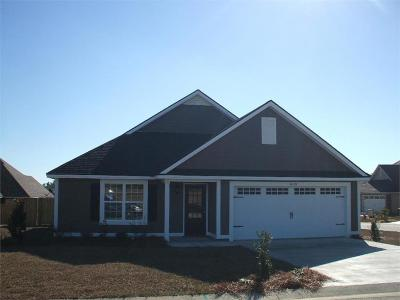 Hahira Single Family Home For Sale: 4159 Cider Trail