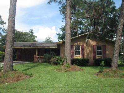Valdosta GA Single Family Home For Sale: $32,000