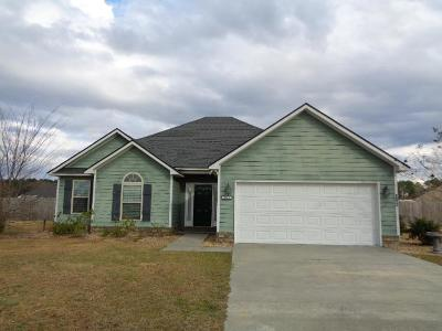 Valdosta Single Family Home For Sale: 2746 Timbercreek Trail