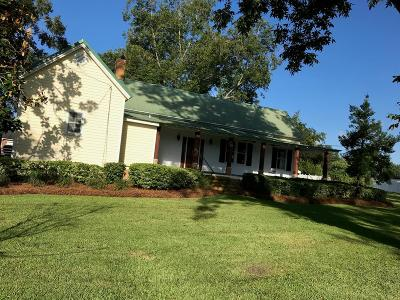 Valdosta Single Family Home For Sale: 4233 N Coleman Road