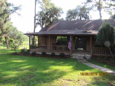 Berrien County, Brooks County, Cook County, Lanier County, Lowndes County Single Family Home For Sale: 5003 Clearwater Cir