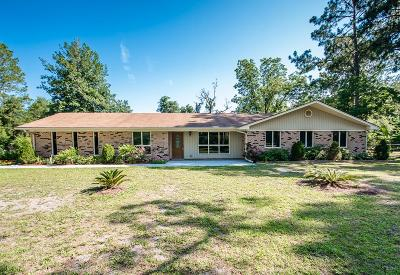 Berrien County, Brooks County, Cook County, Lanier County, Lowndes County Single Family Home For Sale: 4557 Carum Circle