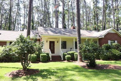 Single Family Home For Sale: 701 Gornto Rd