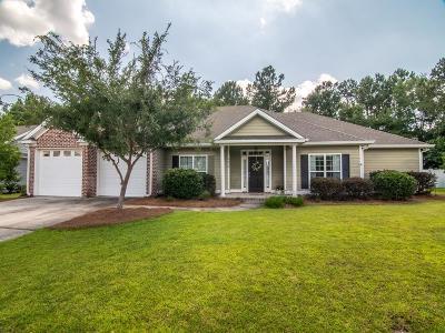 Valdosta Single Family Home For Sale: 4016 Walden Road