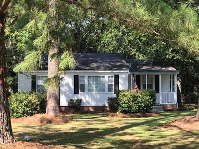 Valdosta Single Family Home For Sale: 1616 Beauford