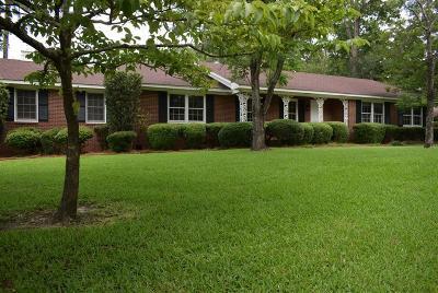 Valdosta Single Family Home For Sale: 2100 Westfield Drive