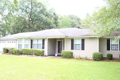 Valdosta Single Family Home For Sale: 3933 Twin Springs