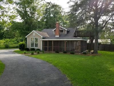 Nashville Single Family Home For Sale: 710 N Davis