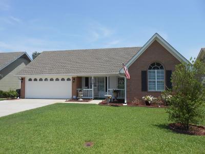 Valdosta Single Family Home For Sale: 606 Justin Drive