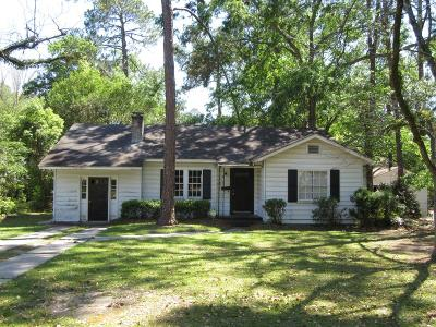 Berrien County, Brooks County, Cook County, Lanier County, Lowndes County Single Family Home For Sale: 205 W Park Ave