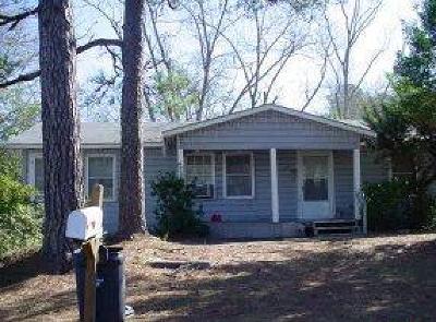 Valdosta GA Single Family Home For Sale: $17,500