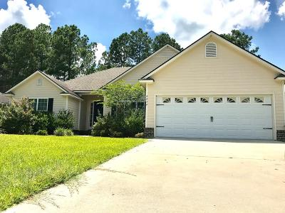 Berrien County, Brooks County, Cook County, Lanier County, Lowndes County Single Family Home For Sale: 4239 Whithorn Way