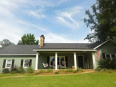 Berrien County, Brooks County, Cook County, Lanier County, Lowndes County Single Family Home For Sale: 2601 Lakewood Dr