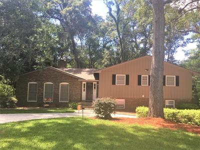 Berrien County, Brooks County, Cook County, Lanier County, Lowndes County Single Family Home For Sale: 2316 Riverhill Drive