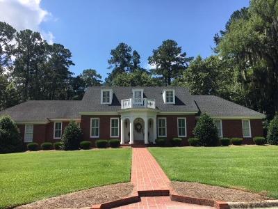 Valdosta Single Family Home For Sale: 3 Foxhollow Circle
