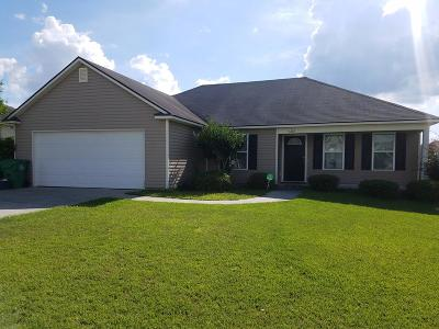 Berrien County, Brooks County, Cook County, Lanier County, Lowndes County Single Family Home For Sale: 5225 Calvary Circle
