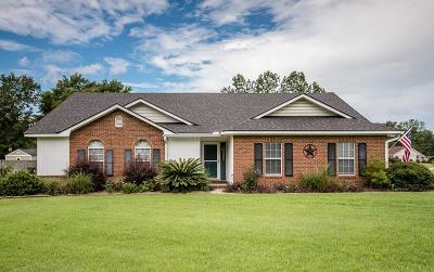 Lowndes County Single Family Home For Sale: 5934 Lakeshore Drive