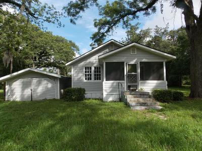 Single Family Home For Sale: 5306 Madison Hwy