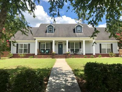 Berrien County, Brooks County, Cook County, Lanier County, Lowndes County Single Family Home For Sale: 1117 Old Meadow Rd