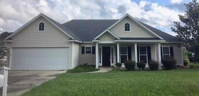 Berrien County, Brooks County, Cook County, Lanier County, Lowndes County Single Family Home For Sale: 4086 Northlake Drive