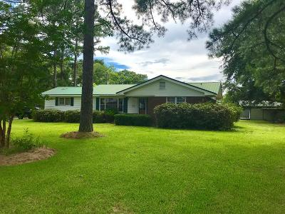 Berrien County, Brooks County, Cook County, Lanier County, Lowndes County Single Family Home For Sale: 1402 Davis St