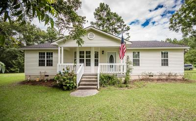 Lakeland Single Family Home For Sale: 121 Richardson Road