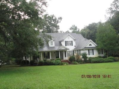 Berrien County, Brooks County, Cook County, Lanier County, Lowndes County Single Family Home For Sale: 5109 Cypress Lake Trail