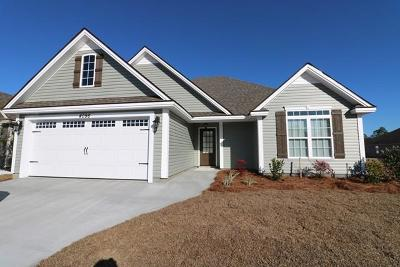 Hahira Single Family Home For Sale: 4096 Silver Glen