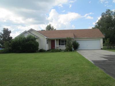 Valdosta GA Single Family Home For Sale: $105,000