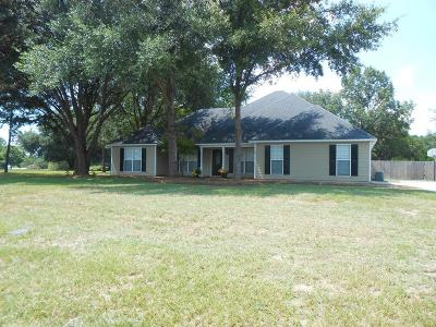 Berrien County, Brooks County, Cook County, Lanier County, Lowndes County Single Family Home For Sale: 6218 Ridgeview Court