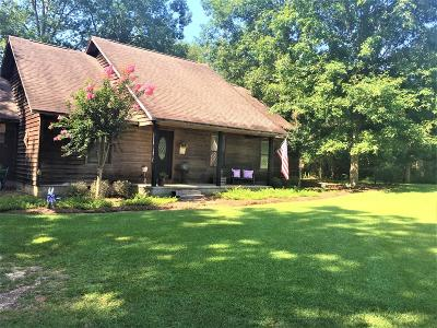 Berrien County, Brooks County, Cook County, Lanier County, Lowndes County Single Family Home For Sale: 4962 M J Taylor Road