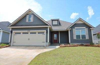 Hahira Single Family Home For Sale: 4171 Silver Glen